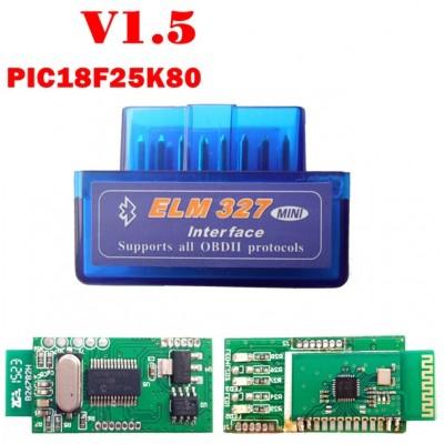 Диагностический сканер ELM327 mini Bleutooth V1.5