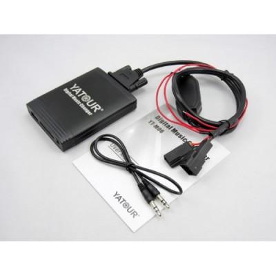 MP3 USB Адаптер YT-M06 BMW 4H