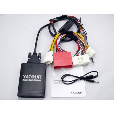 MP3 USB Адаптер YT-M06 MAZ 2