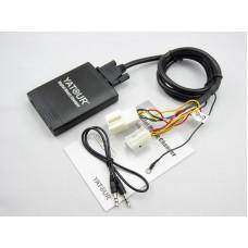 MP3 USB Адаптер YT-M06 SKODA | SEAT 12 pin