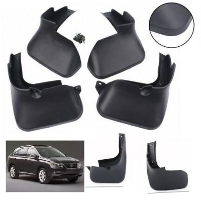 Брызговики для Lexus RX270/350/450H с шурупами и креплениями
