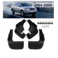 Брызговики для LEXUS RX300/330/350/400H с шурупами и креплениями