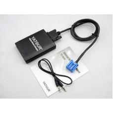 MP3 USB Адаптер YT-M06 HONDA Blue